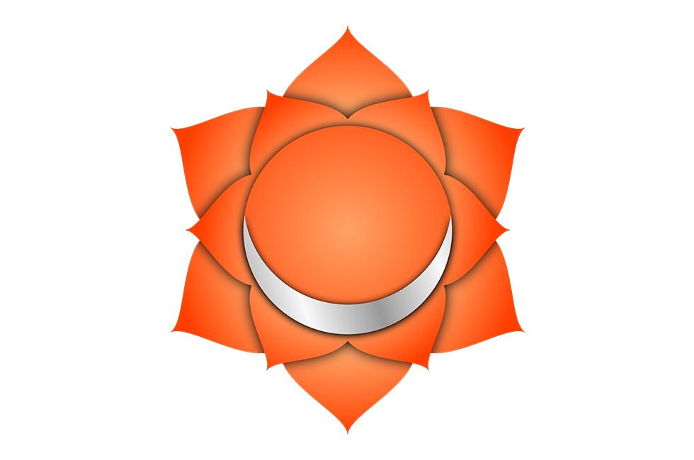Символ сакральной чакры