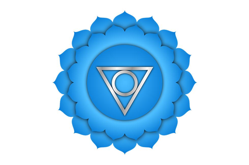 Символ горловой чакры