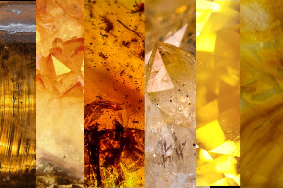 Камни чакры солнечного сплетения